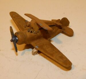 Very Rare Barclay Airplane with Piggy Backed Mini Plane