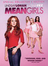 Mean Girls (DVD, 2004, Full Screen Special Collectors Edition)
