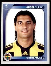 Panini Champions League 2008-2009 - Fenerbahçe SK Önder Turaci No.270