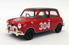 Vanguards 1/43 Scale VA25007 - Mini Cooper Pat Moss's Famous Rally Car