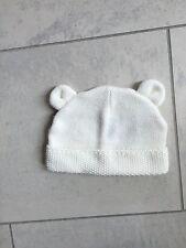 Prénatal ~ Baby 👶 Mütze, Holland, weiß, Gr. 68, NEU