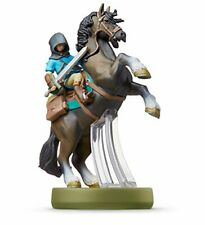 amiibo Link Rider Legend of Zelda Breath of the Wild Nintendo Switch Wii U Japan
