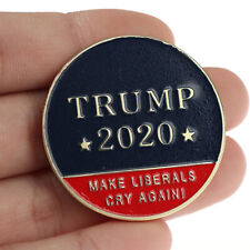 Donald J. Trump 2020 Keep America Great Challenge Coin Commemorative C skTRFR