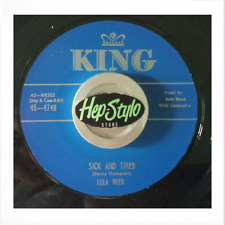 "45Re ✦LULA REED✦ ""Sick And Tired / Rock Love"" Driving Female 50s R&B Dancers ♫"