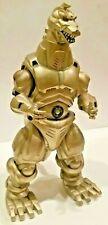 """Mechagodzilla Mecha Godzilla 16"""" Vintage 1993 Tsukuda Hobby Gold-tone Kiryu"""