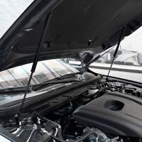Haubendämpfer Haubenlift dämpfer Nachrüstset ohne Bohren Für Mazda 3 BP ab 2019