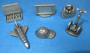MONOPOLY ELECTRONIC BANKING Ed. Replacement Parts Tokens 6 - 2007