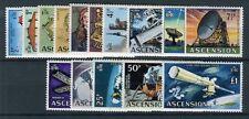 Ascension Island 1971 ordinaria l'uomo e lo spazio mnh