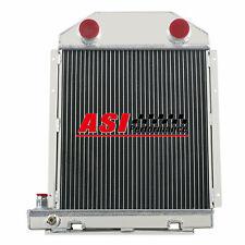3 Row Aluminum Radiator for Fitd / New Holland Fordson Dexta 957E8005 Cc957E8005