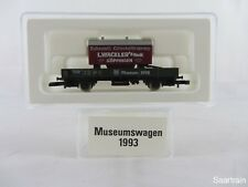 Märklin Spur Z Museumswagen 1993 Wackler neuwertig mit Originalverpackung
