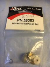 Hi Tec HS945MG/Etc Metal Gear Set (MKFirst Gear), UK Stock, UK model shop