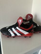 Mens Adidas Football Boots Size Uk 9.5 Used Once