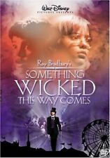 SOMETHING WICKED THIS WAY COMES DISNEY DVD NEW