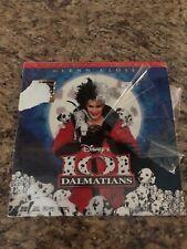 LaserDisc Disney's 101 Dalmations