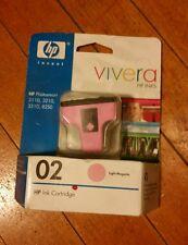 HP 02 Light Magenta Ink Cartridge (C8775WN)