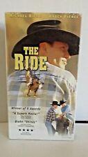 The Ride (VHS 1997) Michael Biehn, Brock Pierce VHS2-3