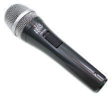 Rockhouse Mikrofon Dynamisches XLR Hand Bühnenmikrofon Gesangsmikrofon Niere 241