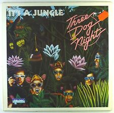 """12"""" LP - Three Dog Night - It's A Jungle - L4973h - washed & cleaned"""
