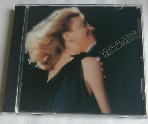 HELEN MERRILL LOVE IN SONG - RARE & OOP JAPAN CD - MASAHIKO SATOH