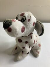 New listing Vintage Imperial Toys Plush Spotted Dog 6�