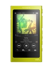 Sony Walkman® with High-Resolution Audio NW-A35 Y 16GB NW-A30 Series Japan F/S