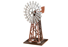 PLAYMOBIL Western - 6214 Eolienne du Far West pour ranch/maison, hauteur 37cms