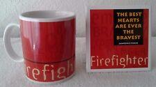 Firefighter Red Hats Firefighter Mug & Coaster Set #2