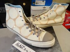 NEW RARE Converse All Star 70s Hi Space Pack 150873C Winter White Men Size 11