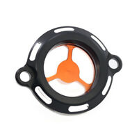Clearness Engine Oil Filter Cover Cap For 450 500 SX-F XC-F XC-W EXC SIX DAYS