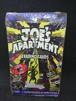 Factory Sealed 1996 Donruss Joe's Apartment Trading Card Box Jerry O'Connell MTV