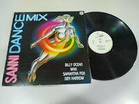 "Sanni Dance Mix 1986 Wax Samantha Fox Den Harrow - LP Vinyl 12 "" VG/VG"