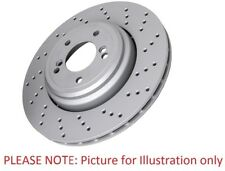ATE 24012802501 Front Brake Disc Kit 2 Pieces 300mm Internally Vented Coated