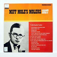 """""""MIFF MOLE'S MOLERS 1927"""" 12"""" EMI WORLD RECORDS SH-503 [Mono LP]"""
