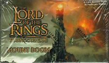 LOTR TCG Mount Doom Booster Box 36 Packs SEALED