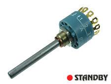 1pc Switch rotary 4x3  01-1430 ELMA high quality