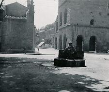 ORANGE c. 1920 - Place Fontaine Vaucluse - Div 3831