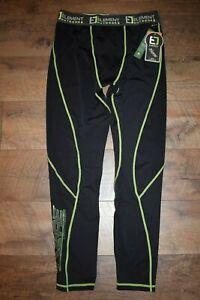 Element Outdoors Kore Series Long Underwear Size XL (Black) NWT