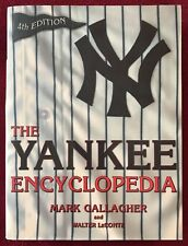The Yankee Encyclopedia by Walter LeConte and Mark Gallagher (2000, Hardcover)