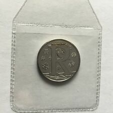 The Great British Coin Hunt A-Z Alphabet 10p. Uncirculated Letter R For Robin
