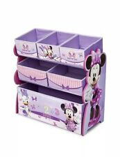 Brand New Disney Minnie Mouse 6-Bin Organizer