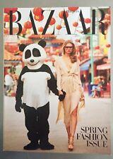 HARPERS BAZAAR Magazine - Spring Fashion Issue - March 2011 - PANDA