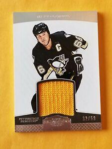 2011-12 Panini Dominion Jersey #75 Mario Lemieux #/50 Pittsburgh Penguins