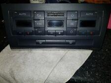 Audi A4 B7 Air Con Heating Control Display
