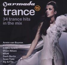 """Various """"Armada transe 15"""" * 2xcd/A. van Buuren, M. schulz, Dash Berlin, s. tyas, w & w,"""