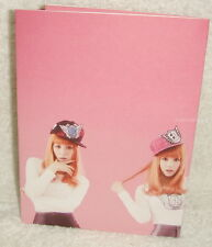 "Girls' Generation I Got a Boy 2013 Taiwan Promo ""folded"" Poster (SNSD)"