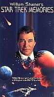 WILLIAM SHATNER STAR TREK MEMORIES VHS Video 1995 Leonard Nimoy George Takei