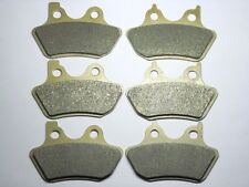 Front Rear Brake Pads For Harley FLHTCU-I Electra Glide Ultra Classic 2003 2004