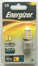 1 x Energizer G9 LED Energy Saving Light Bulb Warm White Hightech Lamp 20W New