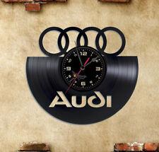 Orologio disco vinil clock orologio da parete audi