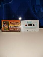 Snow White Original Motion Picture Soundtrack (Cassette 1983)
